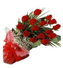 15 kırmızı gül buketi sevgiliye özel  Tekirdağ çiçek gönderme