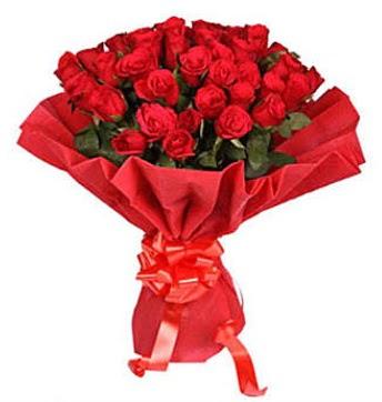 41 adet gülden görsel buket  Tekirdağ ucuz çiçek gönder