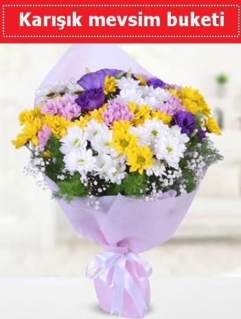 Karışık Kır Çiçeği Buketi  Tekirdağ online çiçekçi , çiçek siparişi