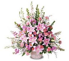 Tekirdağ çiçekçiler  Tanzim mevsim çiçeklerinden çiçek modeli