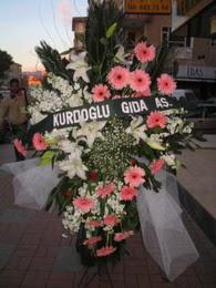 kazablanka,gerbera,sebboy ferforje  Tekirdağ internetten çiçek satışı