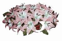 yapay karisik çiçek sepeti   Tekirdağ internetten çiçek satışı