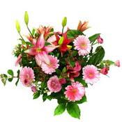 lilyum ve gerbera çiçekleri - çiçek seçimi -  Tekirdağ çiçek satışı