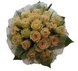12 adet sari güllerden buket   Tekirdağ anneler günü çiçek yolla