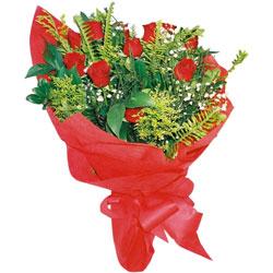 11 adet gül buketi sade ve görsel  Tekirdağ 14 şubat sevgililer günü çiçek