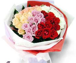 SEVENLERE ÖZEL 51 ADET GÜL  Tekirdağ internetten çiçek siparişi