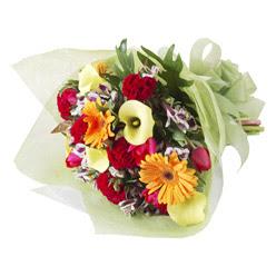 karisik mevsim buketi   Tekirdağ İnternetten çiçek siparişi