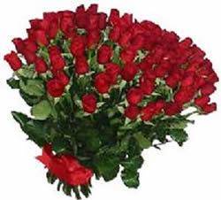 51 adet kirmizi gül buketi  Tekirdağ çiçek siparişi vermek