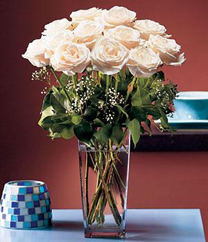 Tekirdağ çiçek servisi , çiçekçi adresleri  Cam yada mika vazo içerisinde 12 gül