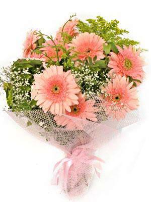 Tekirdağ ucuz çiçek gönder  11 adet gerbera çiçegi buketi