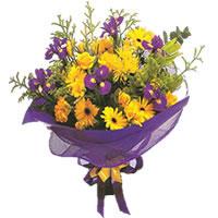 Tekirdağ çiçek gönderme  Karisik mevsim demeti karisik çiçekler