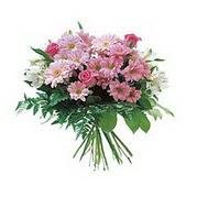 karisik kir çiçek demeti  Tekirdağ ucuz çiçek gönder