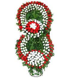 Görsel Cenaze çiçek , cenaze çiçek , çelengi  Tekirdağ anneler günü çiçek yolla