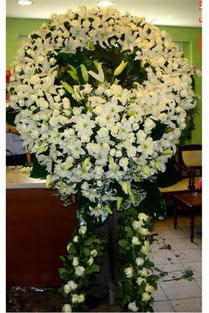 Cenaze çelenk , cenaze çiçekleri , çelengi  Tekirdağ ucuz çiçek gönder