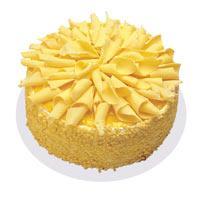 Muzlu pasta 4 ile 6 kisilik yas pasta  Tekirdağ çiçek , çiçekçi , çiçekçilik