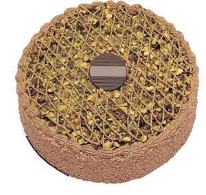 Krokanli 4 ile 6 kisilik yas pasta leziz  Tekirdağ çiçek satışı
