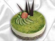 leziz pasta siparisi 4 ile 6 kisilik yas pasta kivili yaspasta  Tekirdağ çiçekçiler