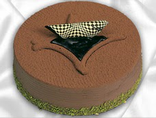 pasta siparisi 4 ile 6 kisilik yas pasta çikolata yaspasta  Tekirdağ çiçek online çiçek siparişi