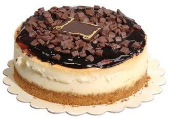 pasta yolla 4 ile 6 kisilik çikolatali yas pasta  Tekirdağ cicekciler , cicek siparisi