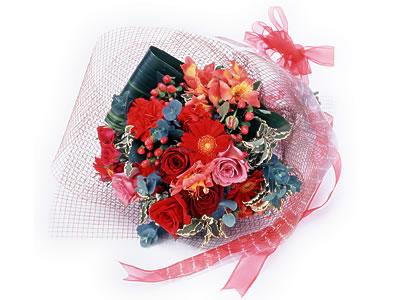 Karisik buket çiçek modeli sevilenlere  Tekirdağ anneler günü çiçek yolla