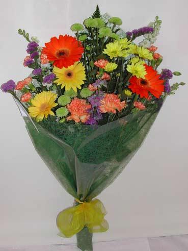 karisik kir çiçek buketi çiçek gönderimi  Tekirdağ 14 şubat sevgililer günü çiçek
