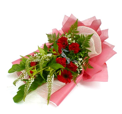 Karisik çiçek buketi mevsim buket  Tekirdağ çiçekçiler