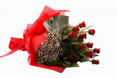 Tekirdağ çiçekçiler  11 adet kirmizi gül buketi çiçekçi
