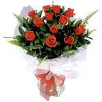Tekirdağ hediye çiçek yolla  9 adet güzel bir gül buketi