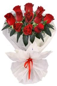 11 adet gül buketi  Tekirdağ online çiçek gönderme sipariş  kirmizi gül