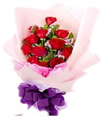 7 gülden kirmizi gül buketi sevenler alsin  Tekirdağ çiçek gönderme