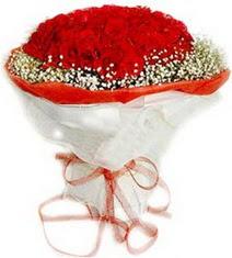 Tekirdağ çiçek siparişi vermek  41 adet kirmizi gül buketi