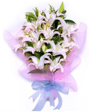 5 dal kazablankadan muhteşem buket  Tekirdağ çiçek siparişi sitesi