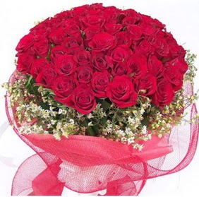 Tekirdağ İnternetten çiçek siparişi  29 adet kırmızı gülden buket