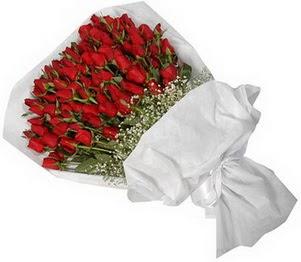 Tekirdağ çiçek yolla  51 adet kırmızı gül buket çiçeği