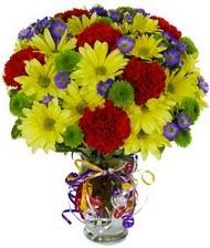 En güzel hediye karışık mevsim çiçeği  Tekirdağ çiçek siparişi sitesi