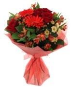 karışık mevsim buketi  Tekirdağ online çiçek gönderme sipariş