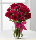 21 adet kırmızı gül tanzimi  Tekirdağ 14 şubat sevgililer günü çiçek