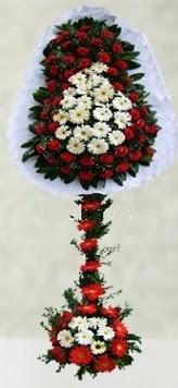 Tekirdağ internetten çiçek siparişi  çift katlı düğün açılış çiçeği