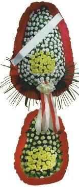 Çift katlı düğün açılış çiçeği  Tekirdağ kaliteli taze ve ucuz çiçekler