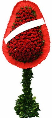 Tek katlı görsel düğün nikah açılış çiçeği  Tekirdağ internetten çiçek satışı