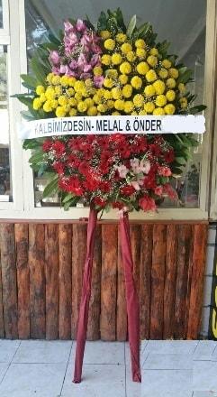 Tekirdağ çiçek online çiçek siparişi  Cenaze çiçek modeli
