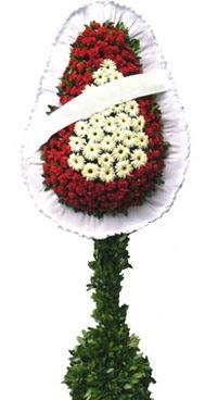 Çift katlı düğün nikah açılış çiçek modeli  Tekirdağ çiçek yolla