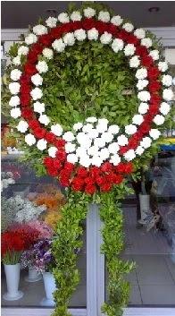 Cenaze çelenk çiçeği modeli  Tekirdağ çiçek online çiçek siparişi