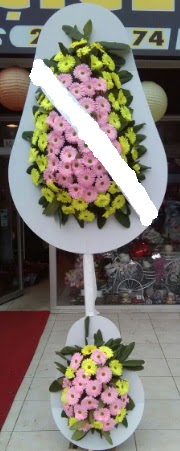 Çift katlı düğün nikah açılış çiçeği  Tekirdağ çiçek online çiçek siparişi