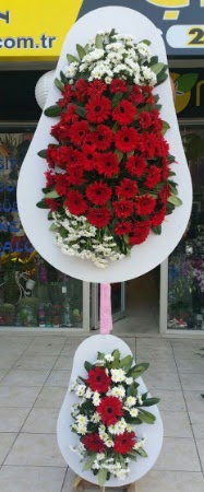 Çift katlı düğün nikah işyeri açılış çiçeği  Tekirdağ çiçek yolla