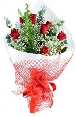 7 adet gülden kız arkadaşıma çiçek  Tekirdağ çiçek , çiçekçi , çiçekçilik