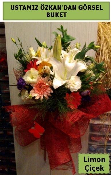 Karışık görsel mevsim çiçeği  Tekirdağ çiçekçi mağazası