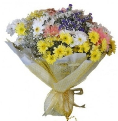 Karışık mevsim çiçeği  Tekirdağ ucuz çiçek gönder