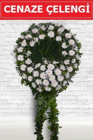 Cenaze Çelengi cenaze çiçeği  Tekirdağ çiçekçi telefonları