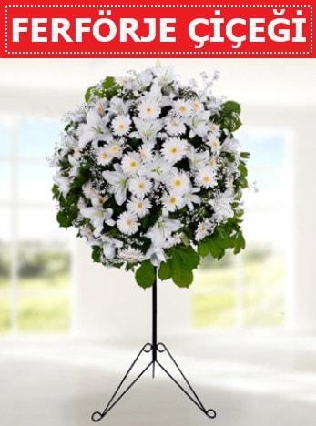 Ferförje aranjman çiçeği  Tekirdağ çiçekçi mağazası